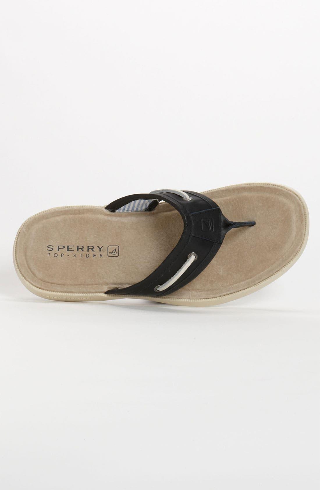 Alternate Image 3  - Sperry Top-Sider® 'Sahara' Leather Sandal