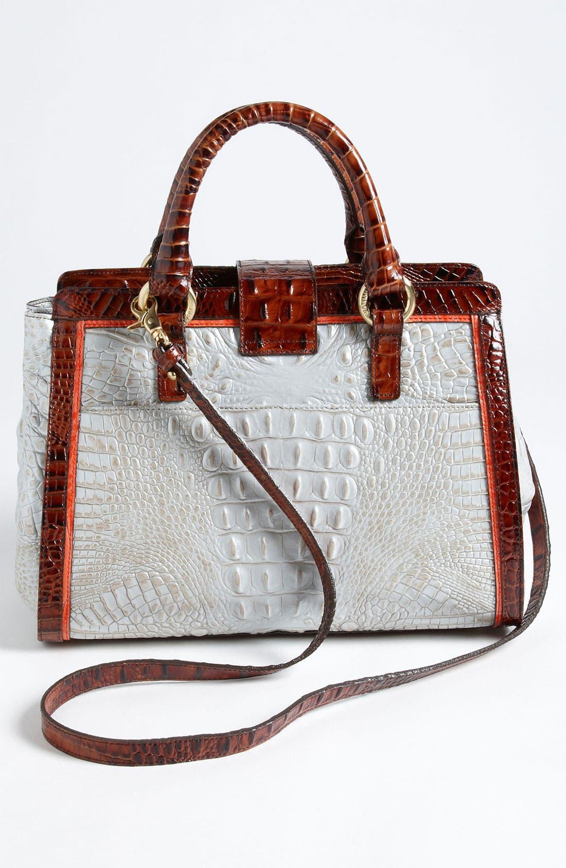 Alternate Image 4  - Brahmin 'Tri Color Annabelle' Handbag