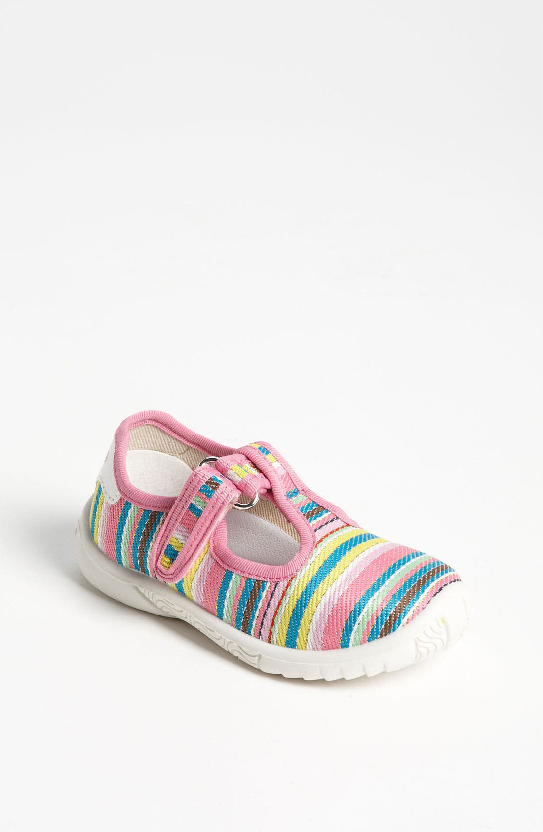 Alternate Image 1 Selected - Naturino '7477' Mary Jane Sneaker (Baby & Walker)