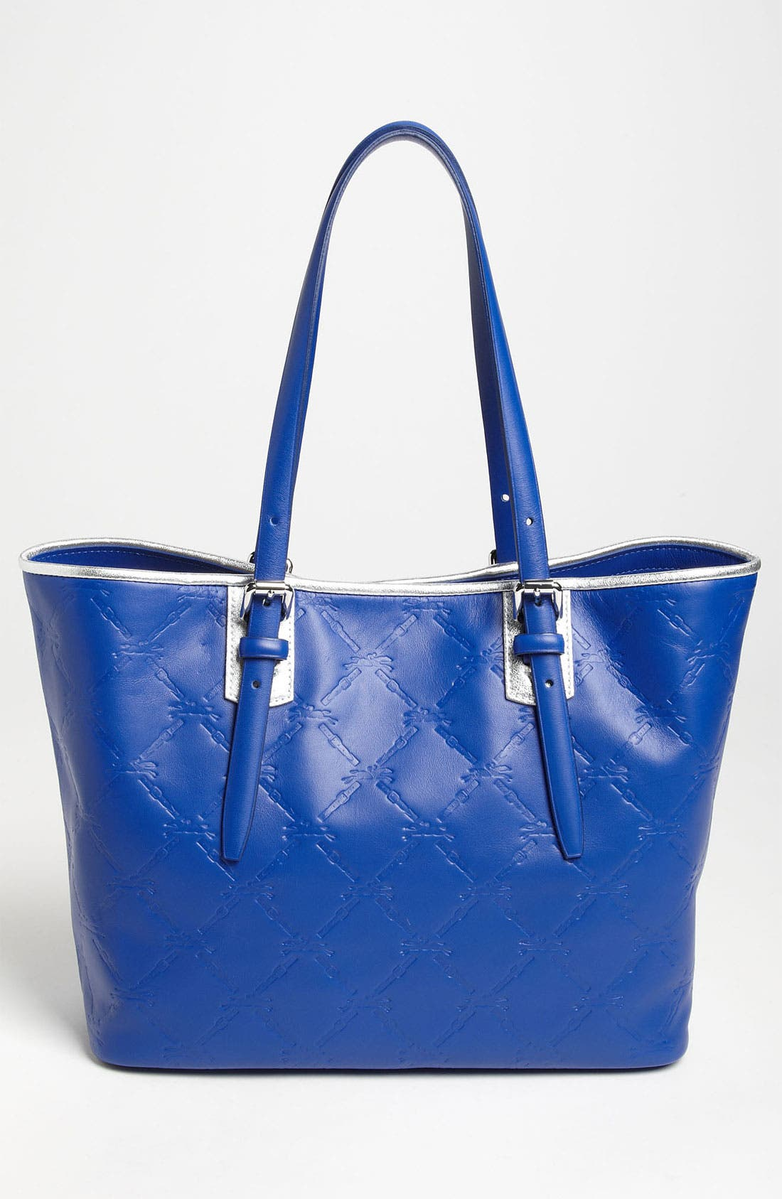 Alternate Image 4  - Longchamp 'LM Cuir - Small' Shoulder Tote
