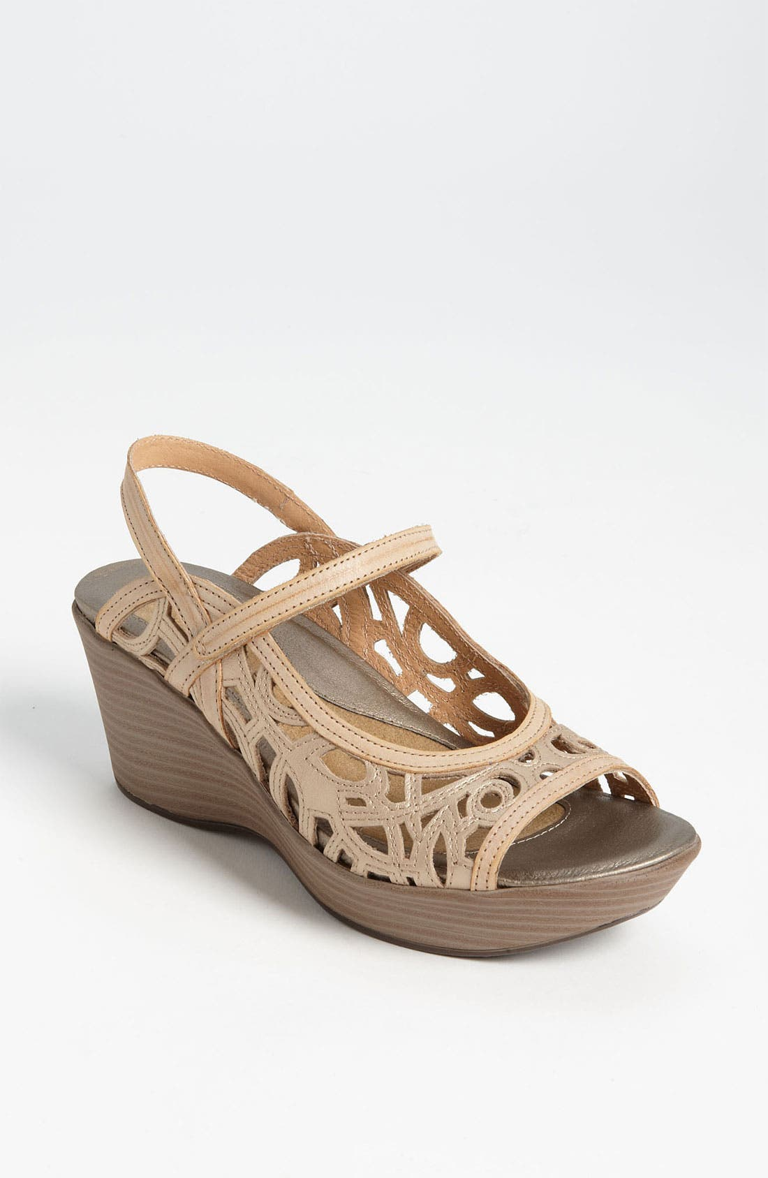 Alternate Image 1 Selected - Naot 'Deluxe' Sandal