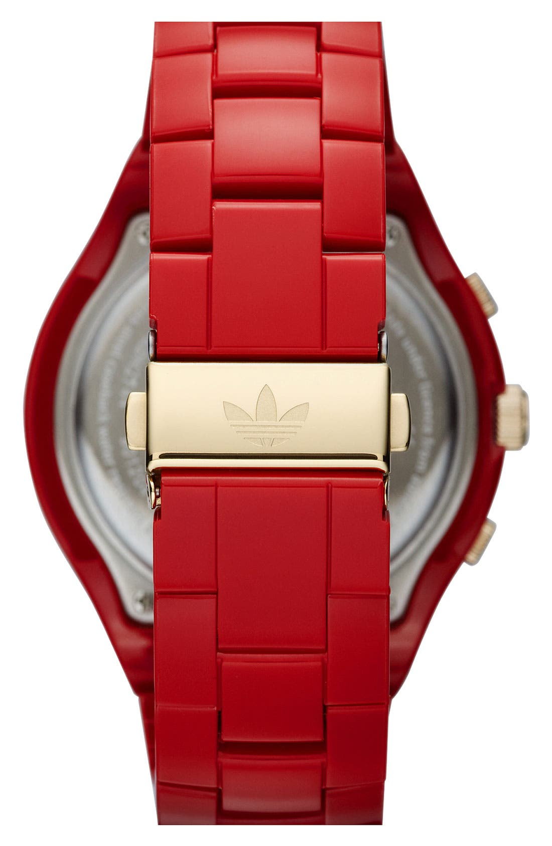 Alternate Image 3  - adidas Originals 'Melbourne' Large Chronograph Bracelet Watch, 50mm
