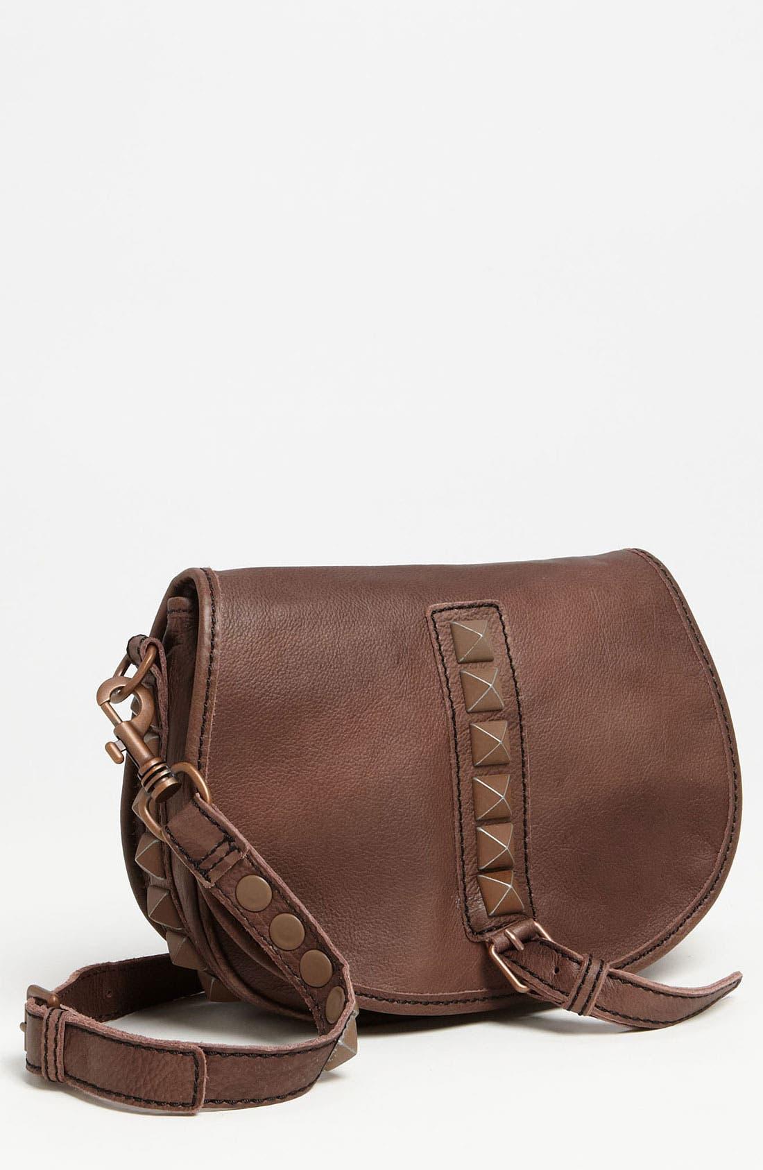 Alternate Image 1 Selected - Liebeskind 'Filipa' Leather Crossbody Bag