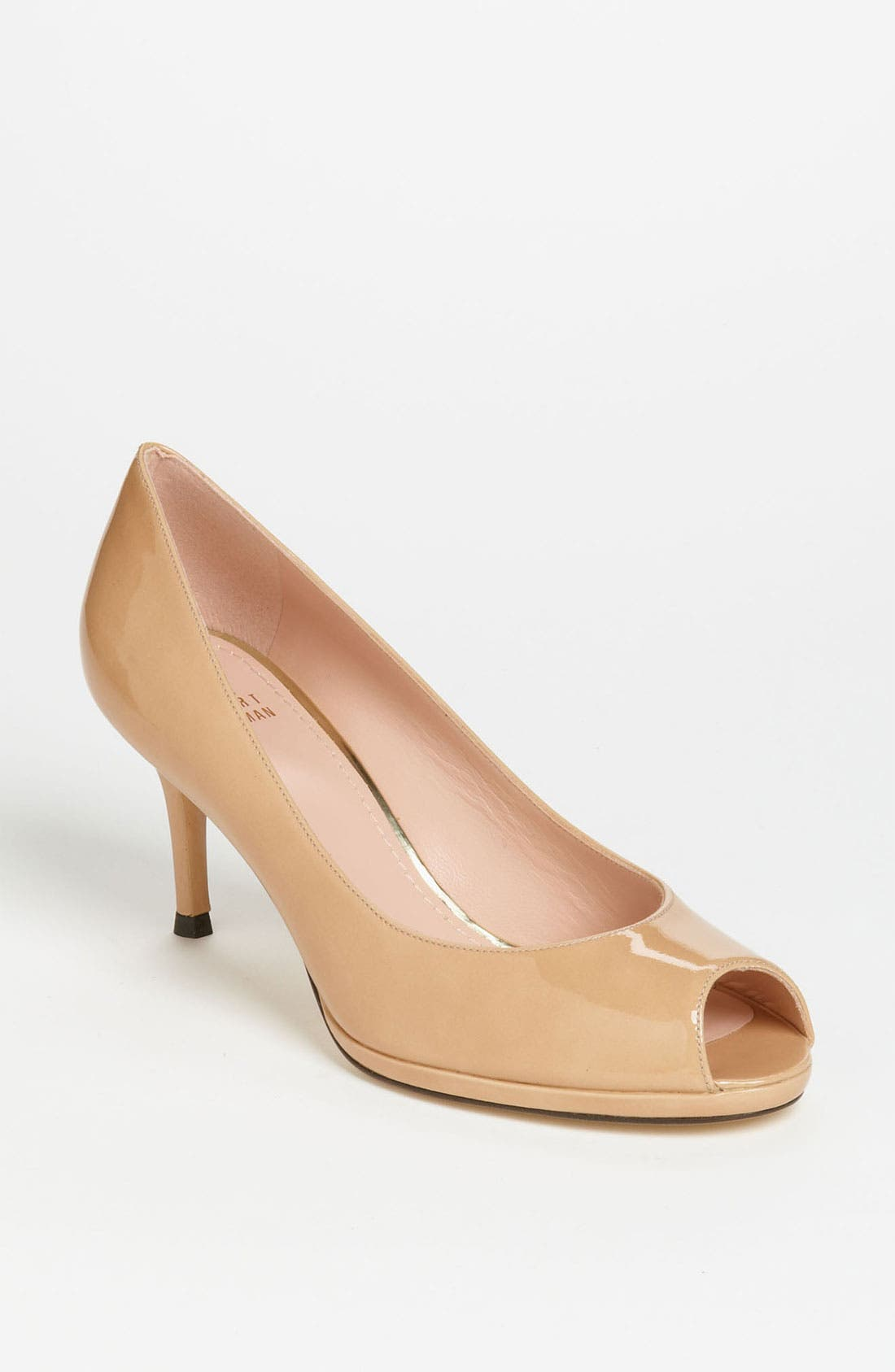 Alternate Image 1 Selected - Stuart Weitzman 'Polly' Pump (Exclusive Color)