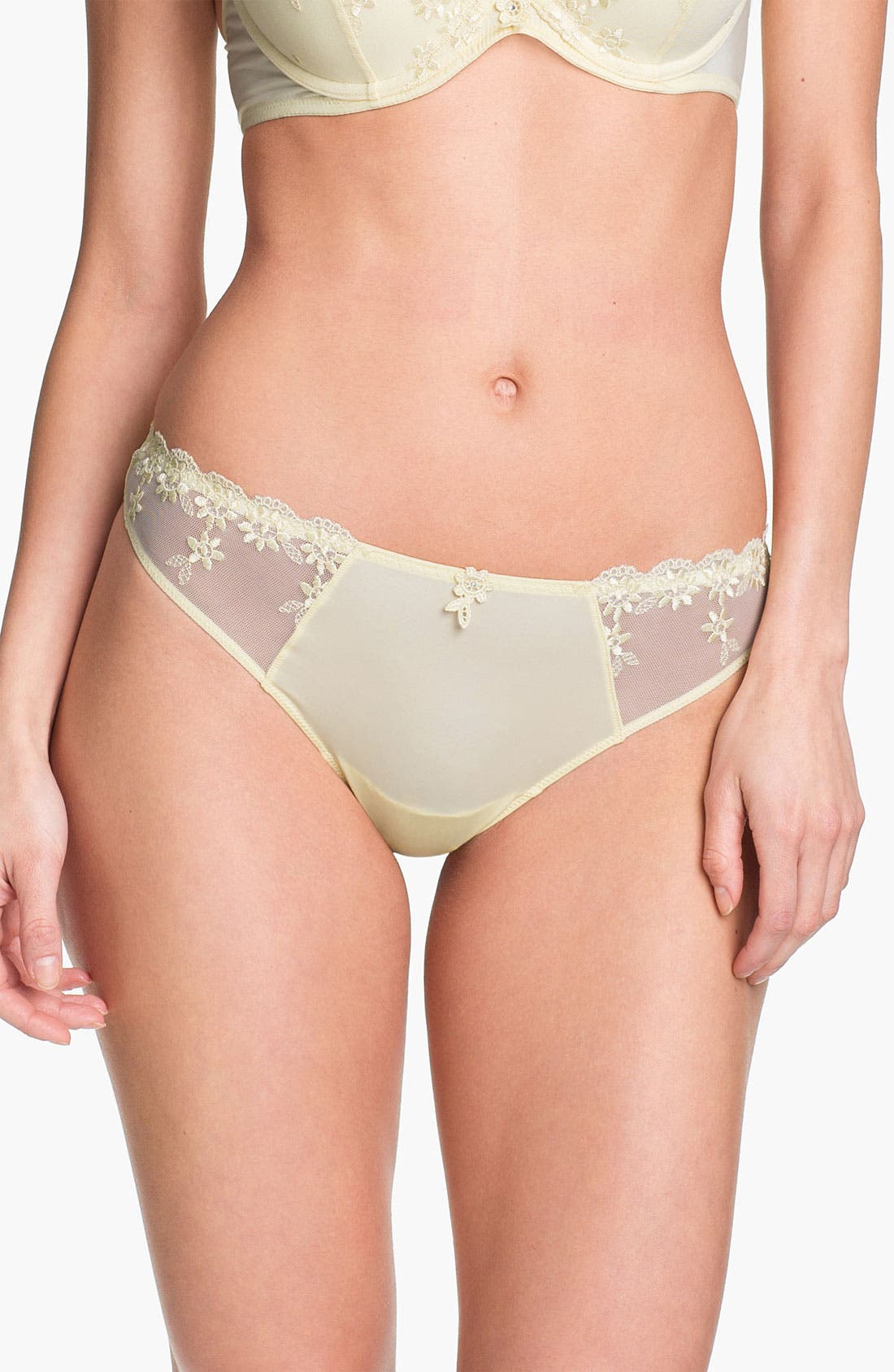 Main Image - Miss Studio by La Perla 'Midsummer Flirt' Thong