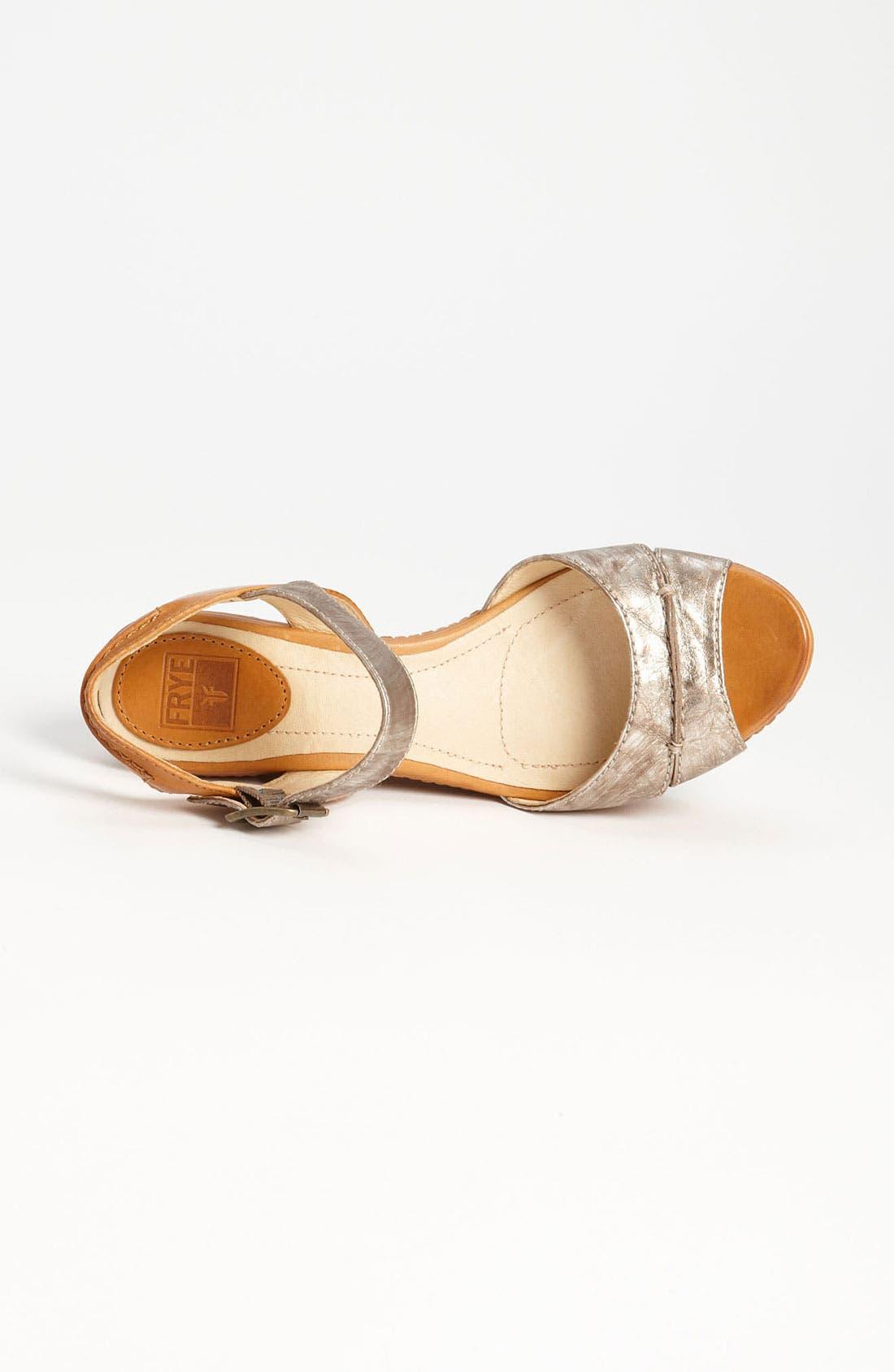 Alternate Image 3  - Frye 'Carlie Seam' Sandal