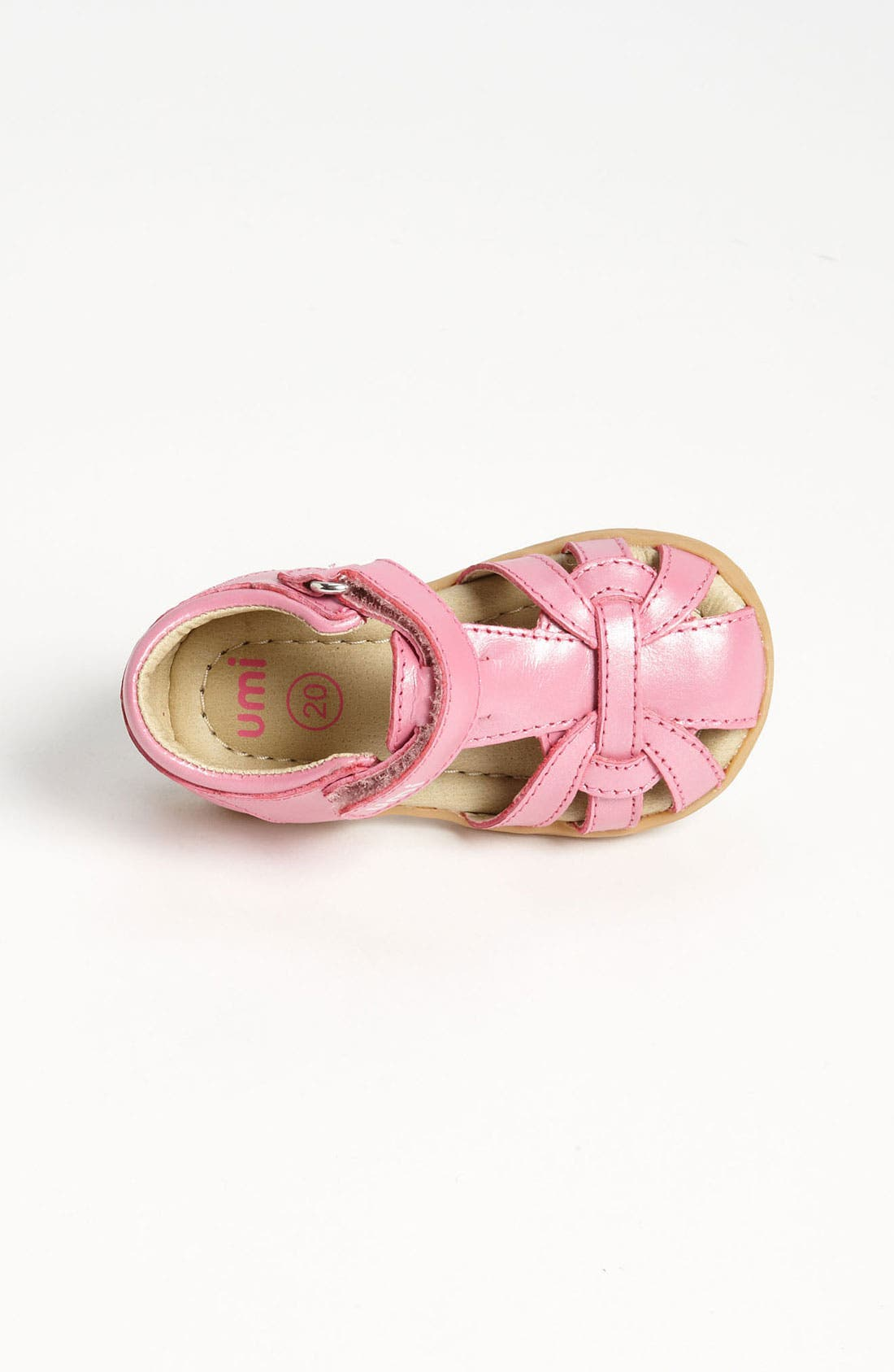 Alternate Image 3  - Umi 'Natalia' Sandal (Baby, Walker & Toddler)
