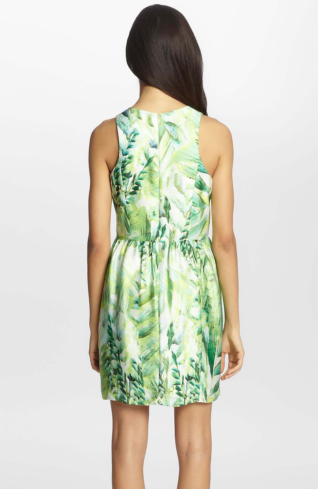 Alternate Image 2  - Cynthia Steffe 'Sydney' Print Sheath Dress