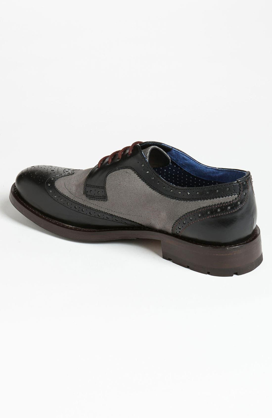 Alternate Image 2  - Ted Baker London 'Cassiuss' Spectator Shoe