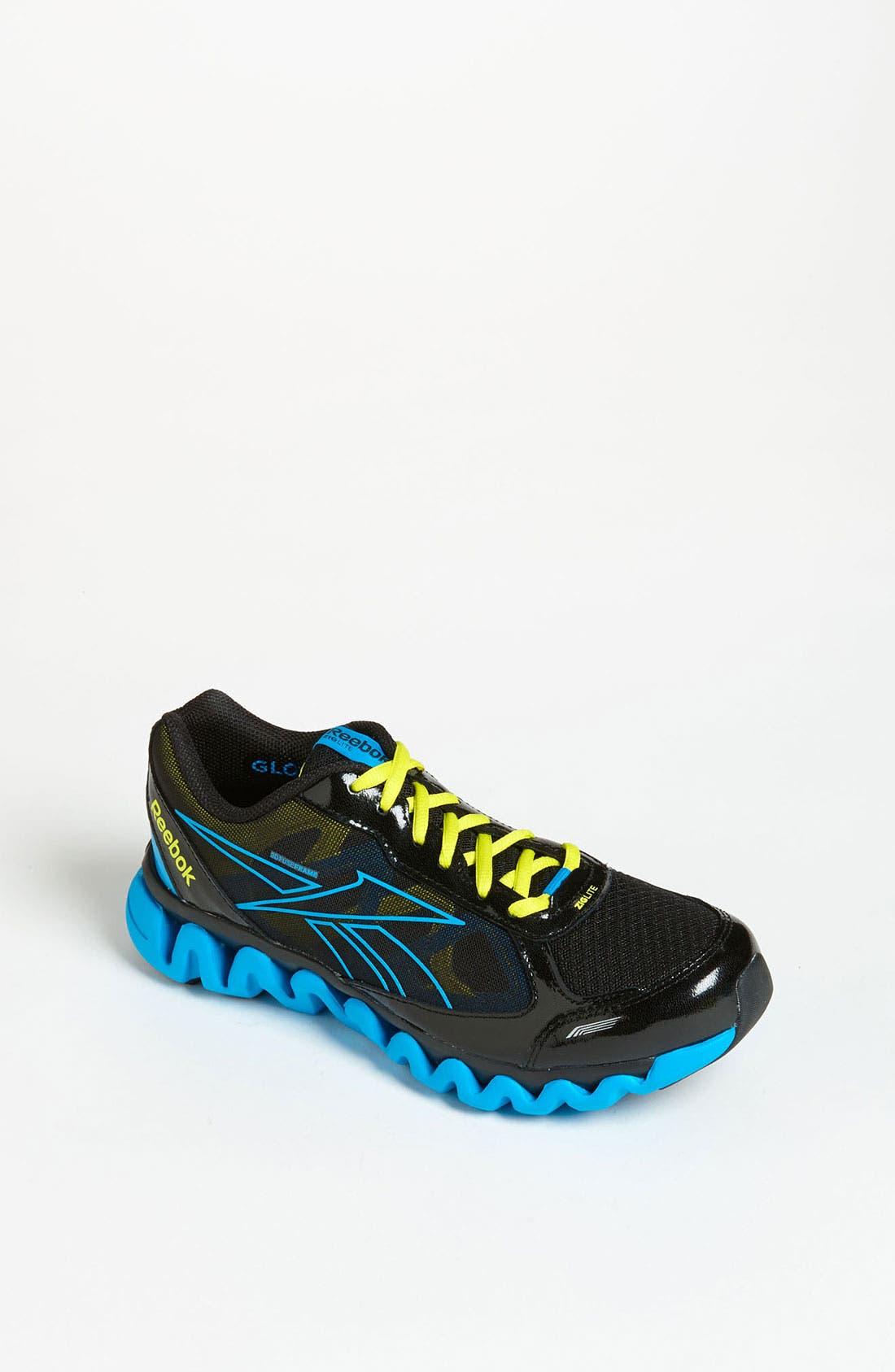Alternate Image 1 Selected - Reebok 'ZigLite Rush' Sneaker (Big Kid)