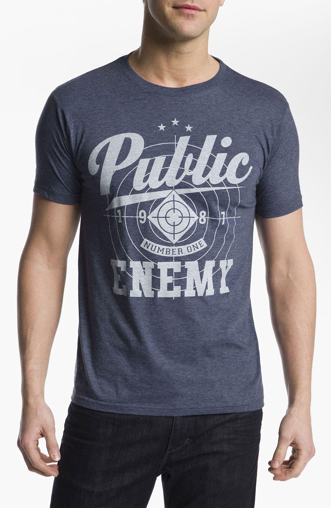 Alternate Image 1 Selected - SLU 'Public Enemy '87' T-Shirt