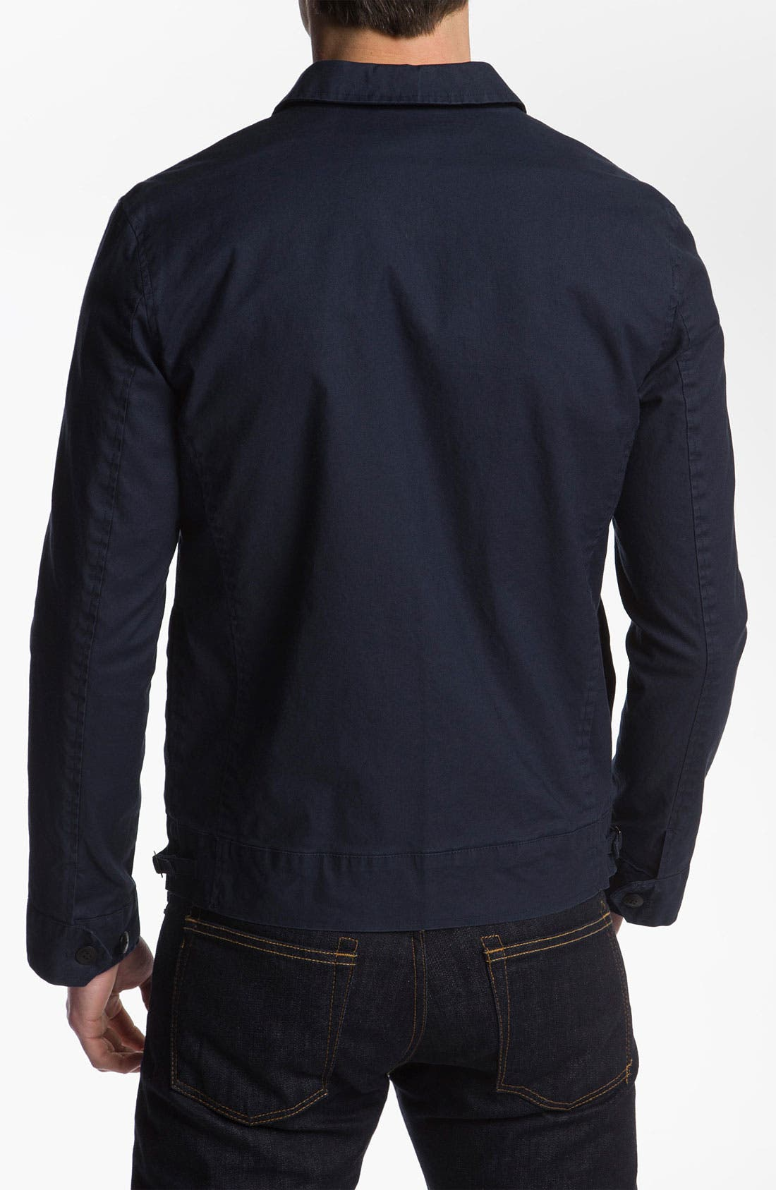 Alternate Image 2  - R44 Rogan Standard Issue 'Rush' Jacket