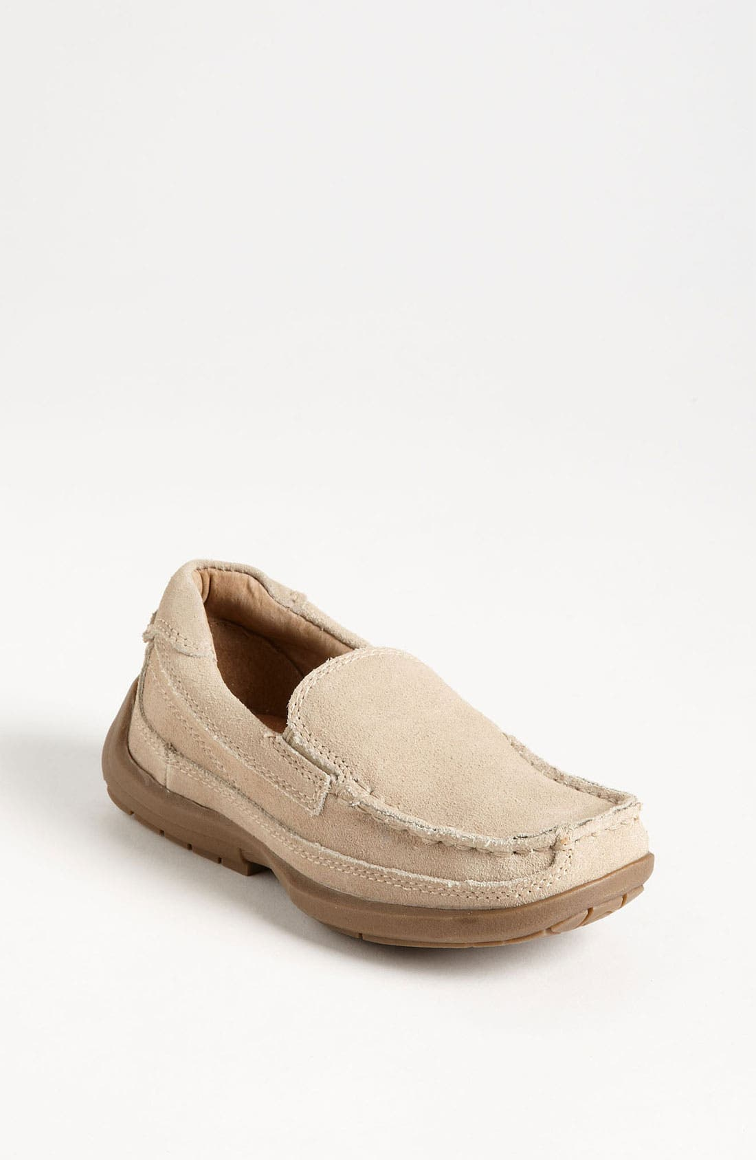 Alternate Image 1 Selected - Florsheim 'Nowles Jr.' Slip-On (Toddler, Little Kid & Big Kid)