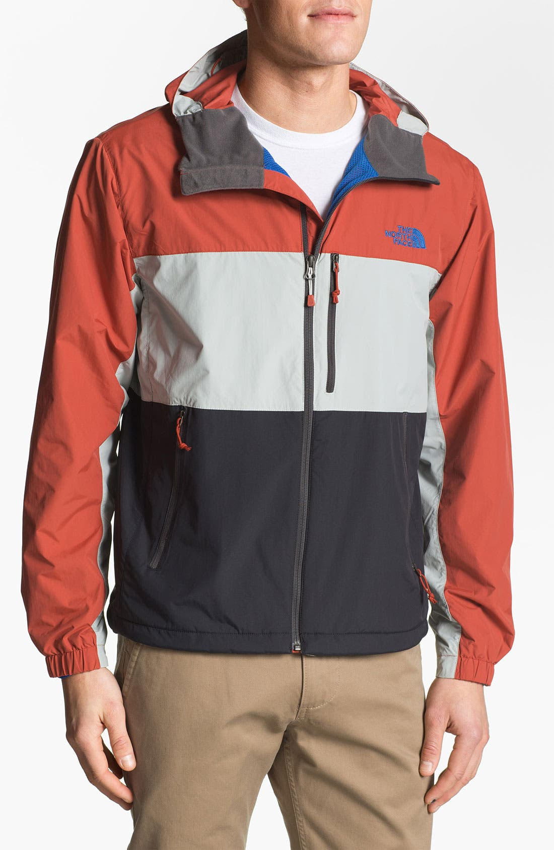 Alternate Image 1 Selected - The North Face 'Atmosphere' Tricolor Windbreaker