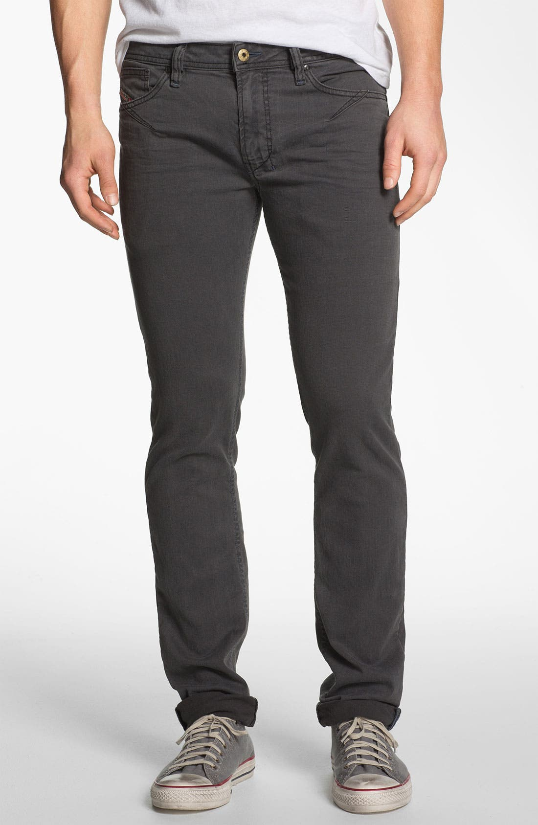 Alternate Image 2  - DIESEL® 'Shioner' Slim Straight Leg Jeans