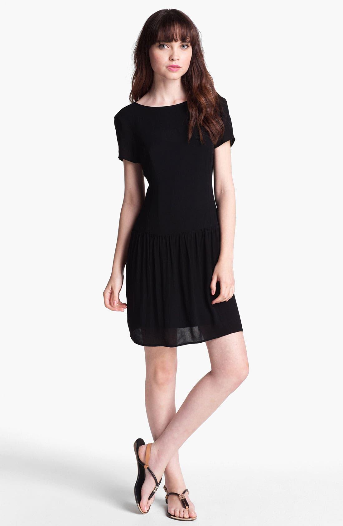 Alternate Image 1 Selected - Ella Moss Drop Waist Dress