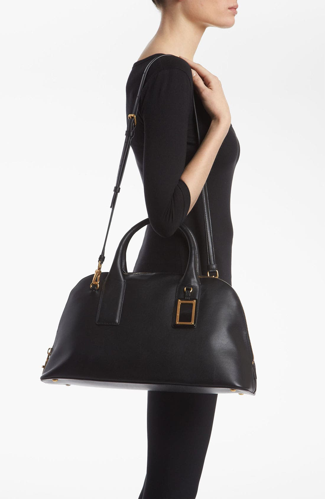 Alternate Image 2  - MARC BY MARC JACOBS 'Show Off' Leather Satchel