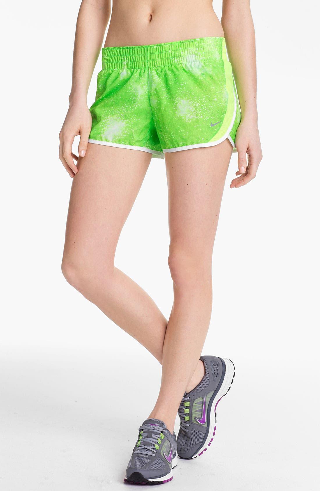 Alternate Image 1 Selected - Nike Print Dri-FIT Running Shorts