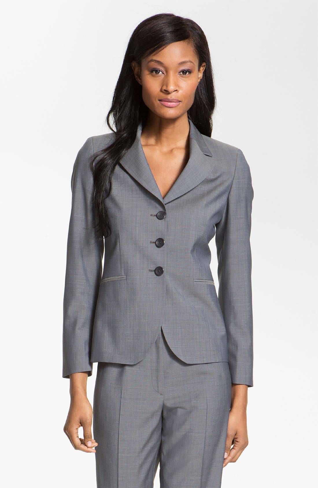 Alternate Image 1 Selected - Zanella 'Tracy' Suit Jacket