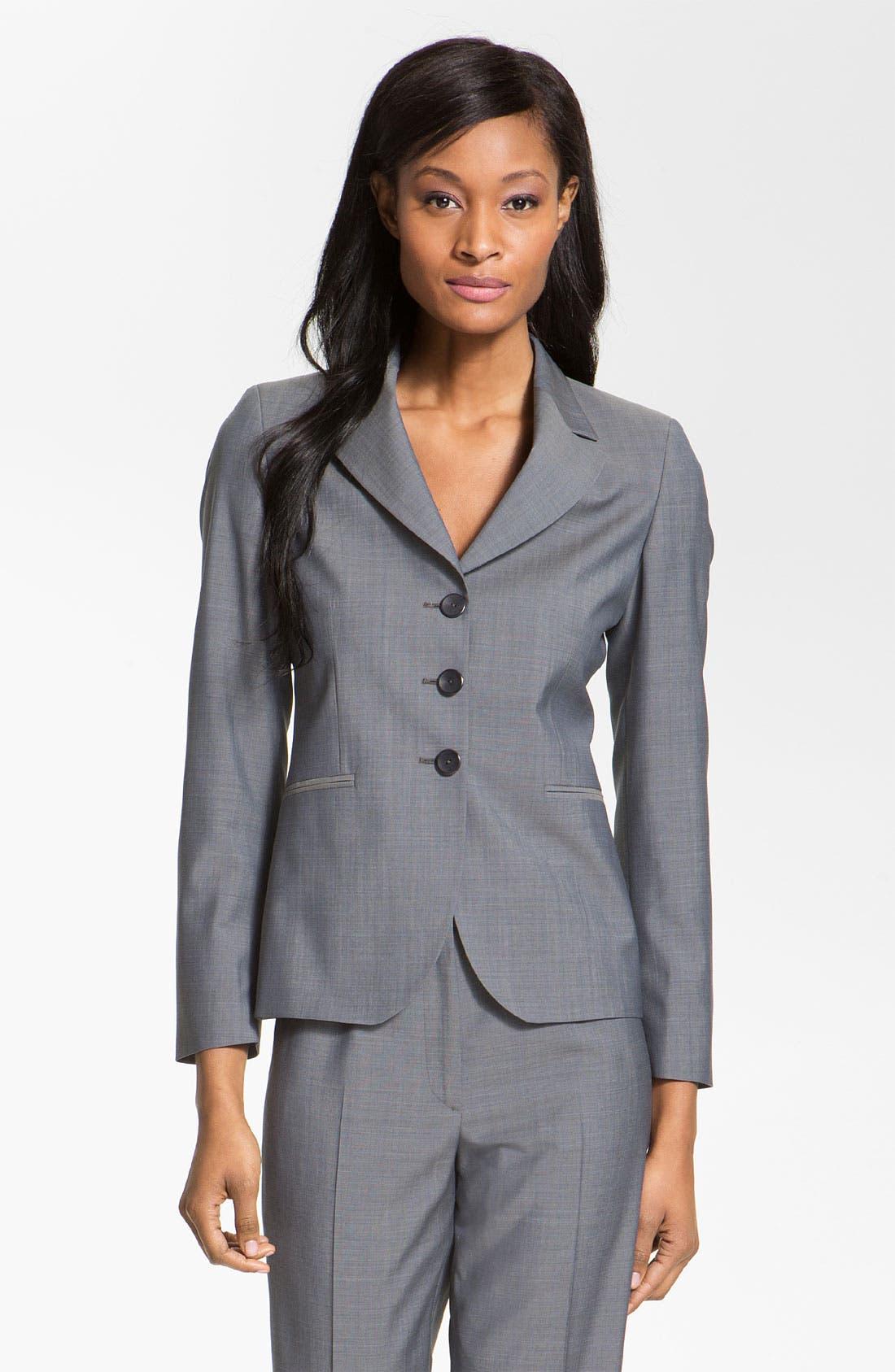 Main Image - Zanella 'Tracy' Suit Jacket