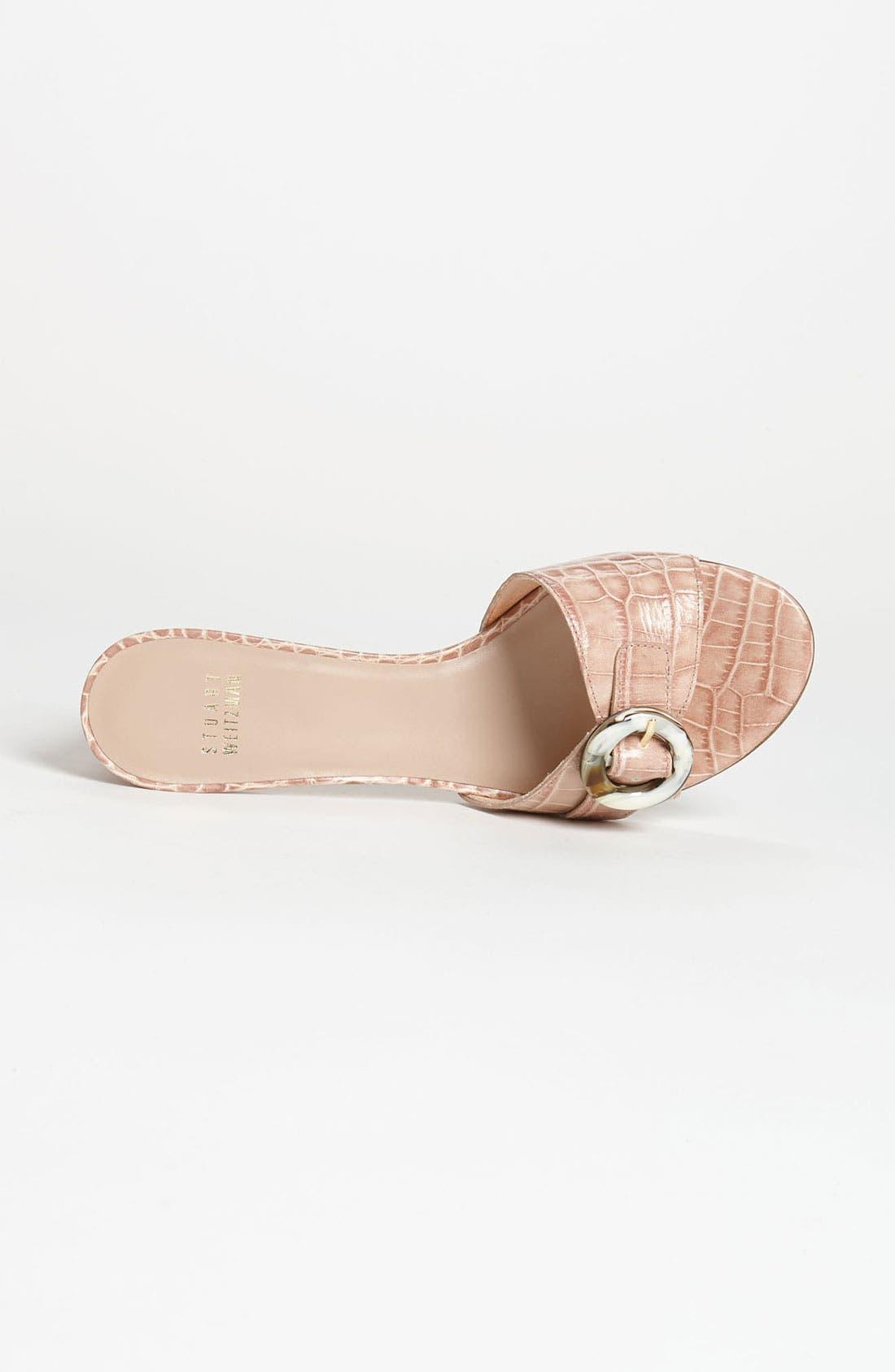 Alternate Image 3  - Stuart Weitzman 'Bucat' Sandal