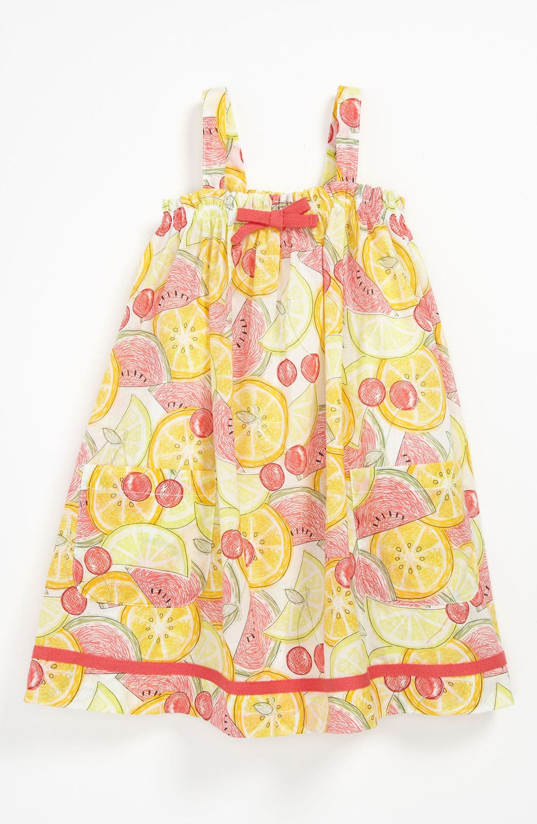 Alternate Image 1 Selected - Pumpkin Patch Shift Dress (Baby)