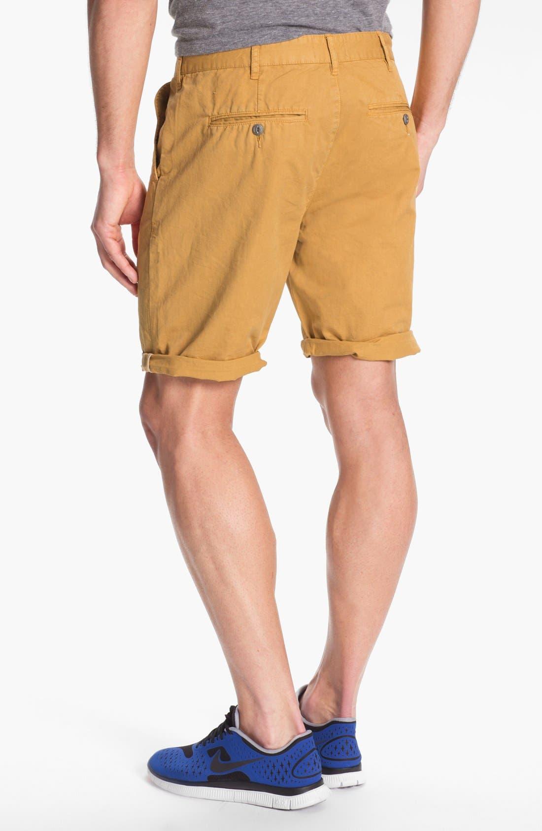 Alternate Image 2  - Obey 'Classique' Shorts