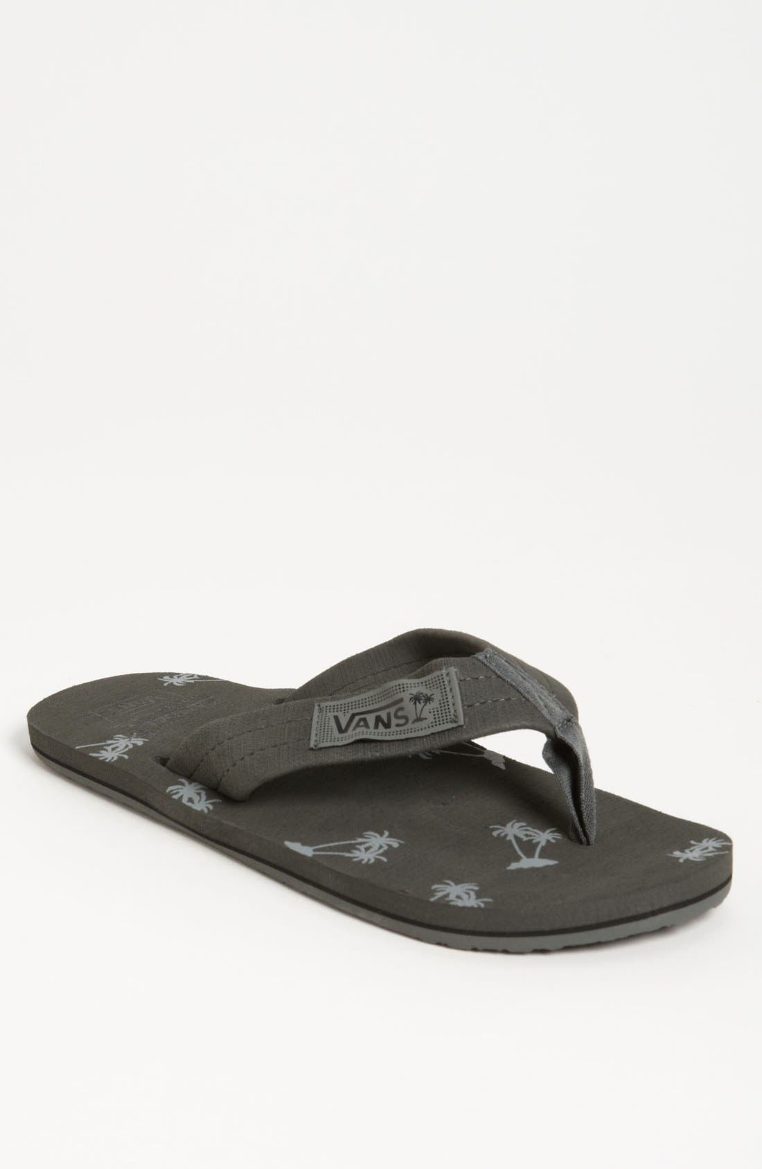 Alternate Image 1 Selected - Vans 'Thresher' Flip Flop (Men)