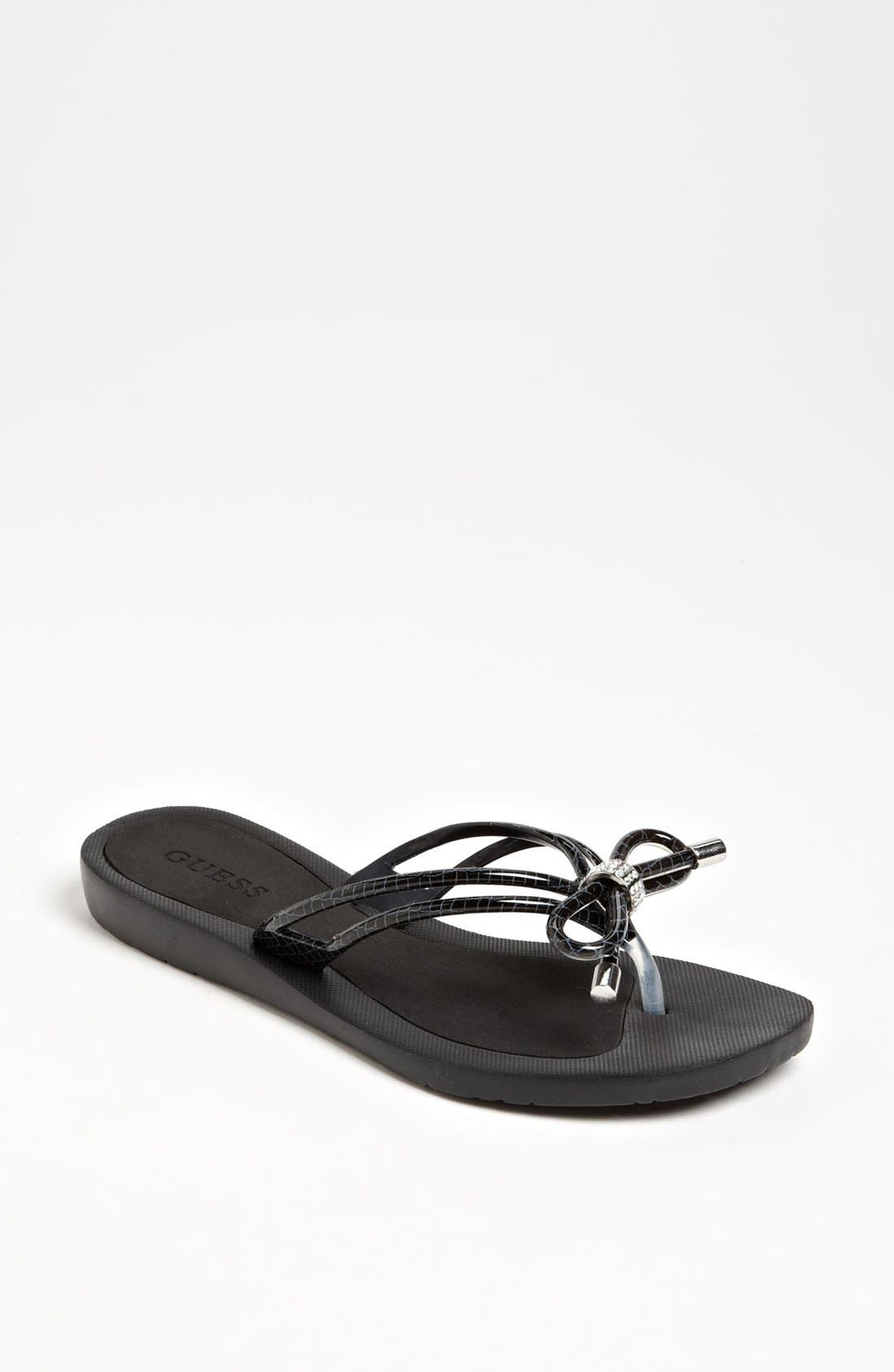 Alternate Image 1 Selected - GUESS 'Talya' Sandal