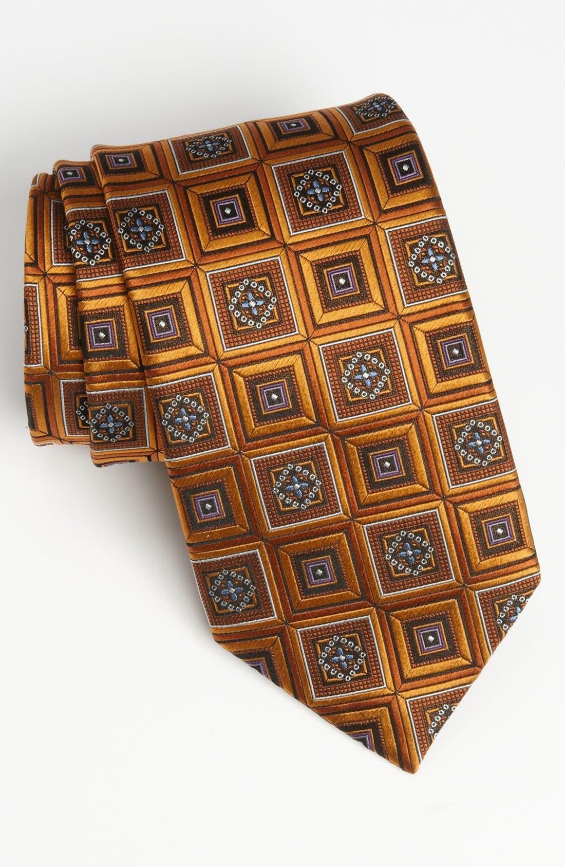 Alternate Image 1 Selected - J.Z. Richards Woven Silk Tie