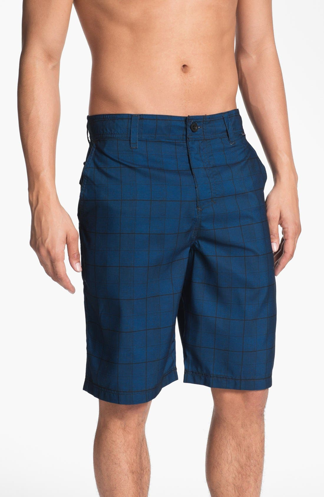 Alternate Image 1 Selected - Hurley 'Mariner Company' Shorts