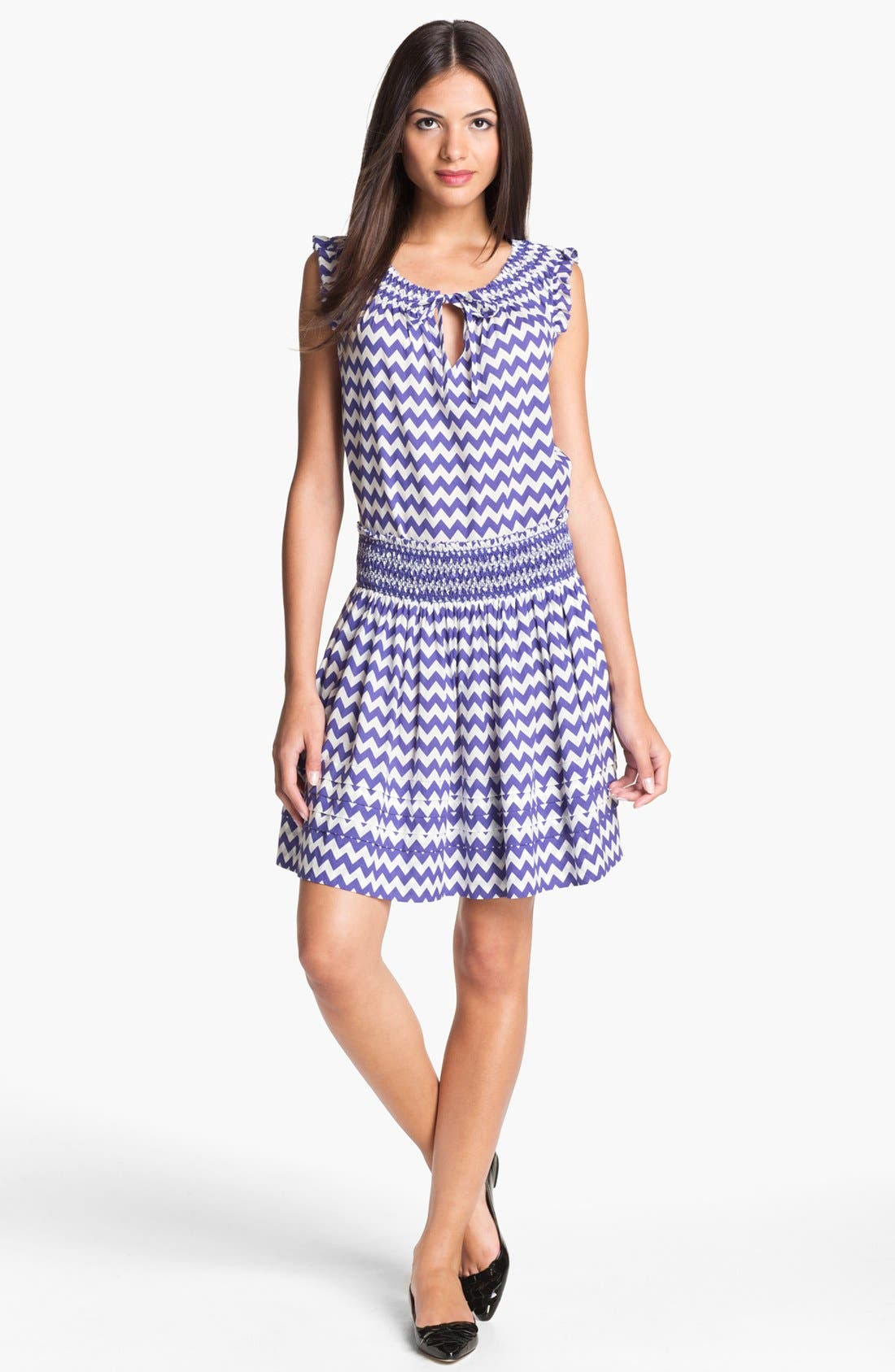 Alternate Image 4  - kate spade new york 'sidney' stripe skirt