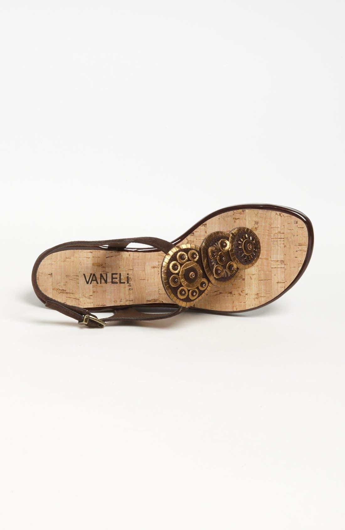 Alternate Image 3  - VANELi 'Kalinda' Wedge Sandal