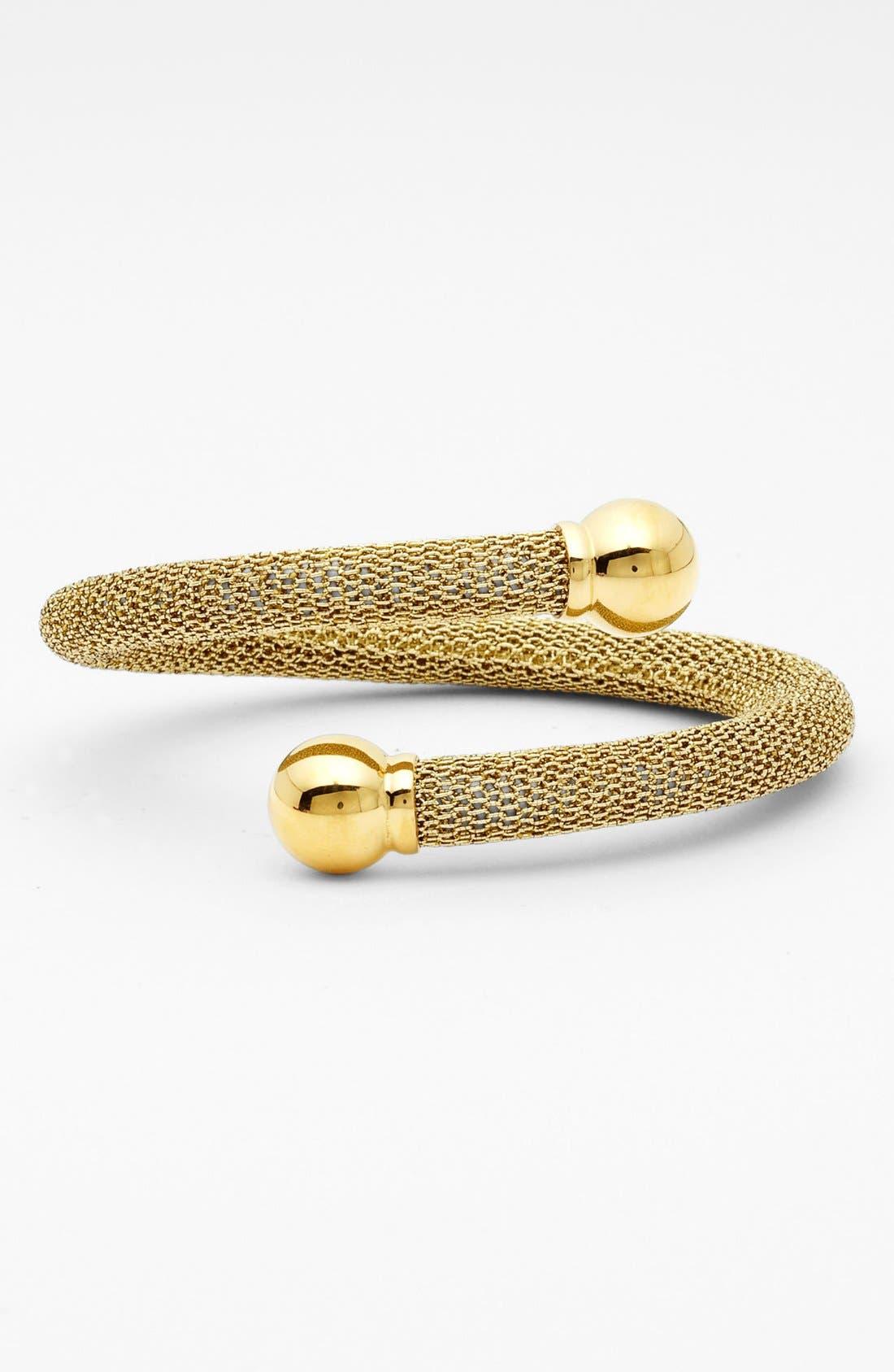Alternate Image 1 Selected - Adami & Martucci 'Mesh' Coil Bracelet (Nordstrom Exclusive)