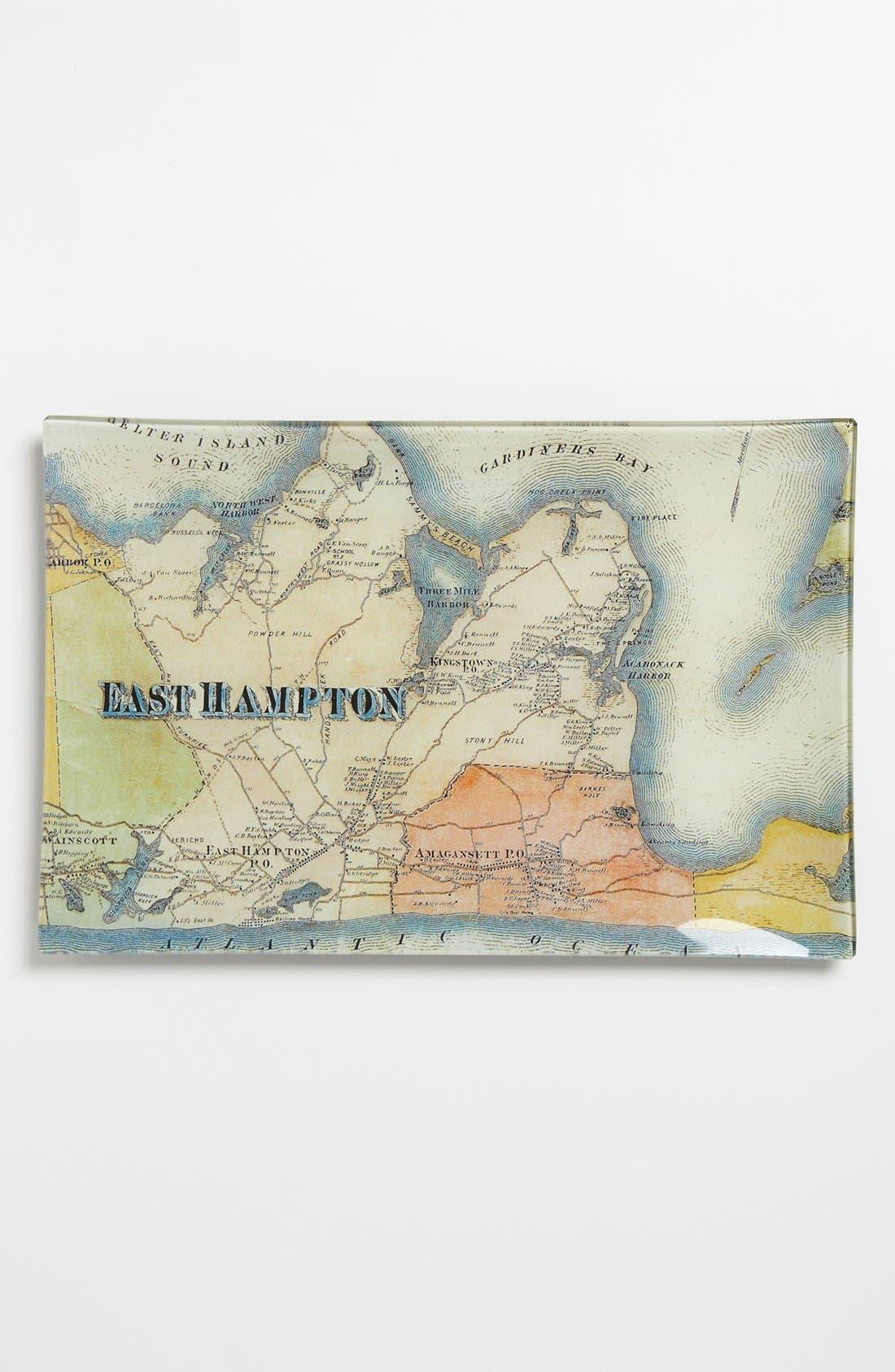 Alternate Image 1 Selected - Ben's Garden 'East Hampton Long Island' Trinket Tray