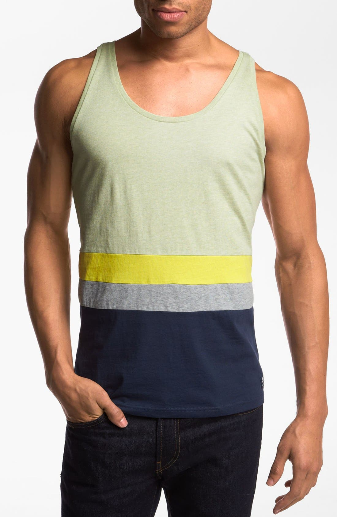 Alternate Image 1 Selected - 55DSL 'Toptrust' Tank Top