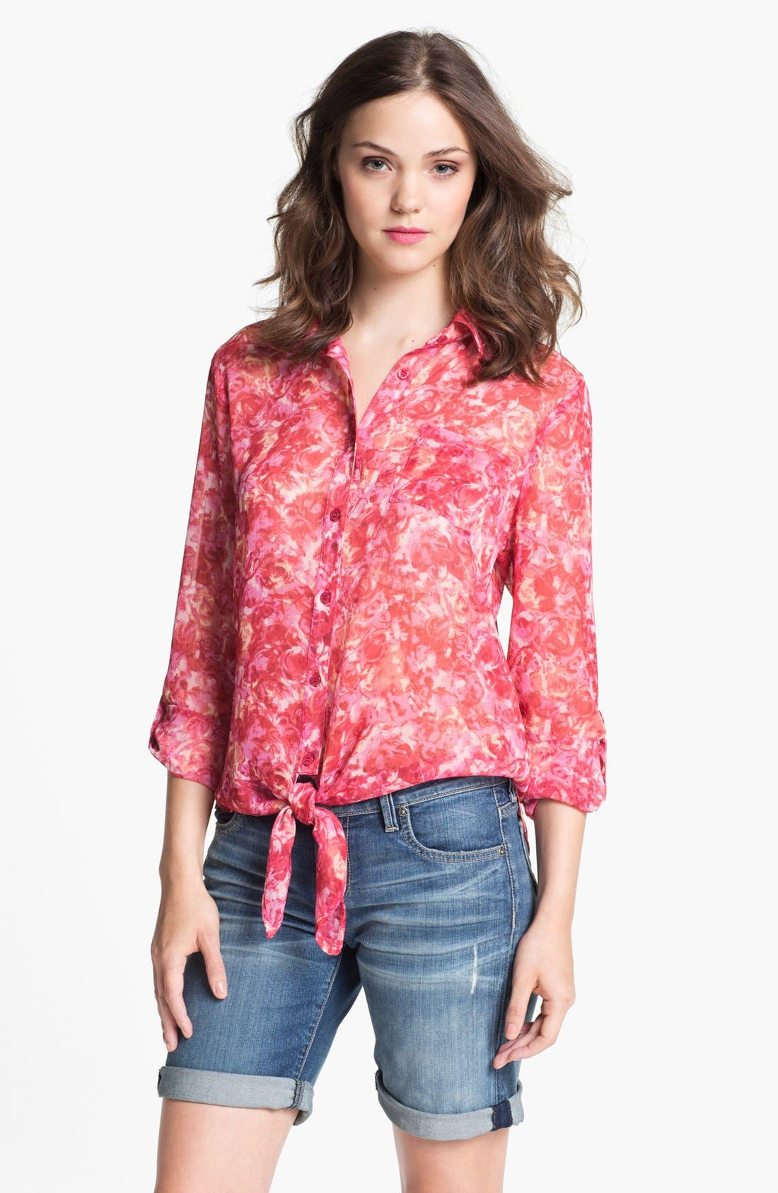 Alternate Image 1 Selected - KUT from the Kloth 'Angelica' Blouse