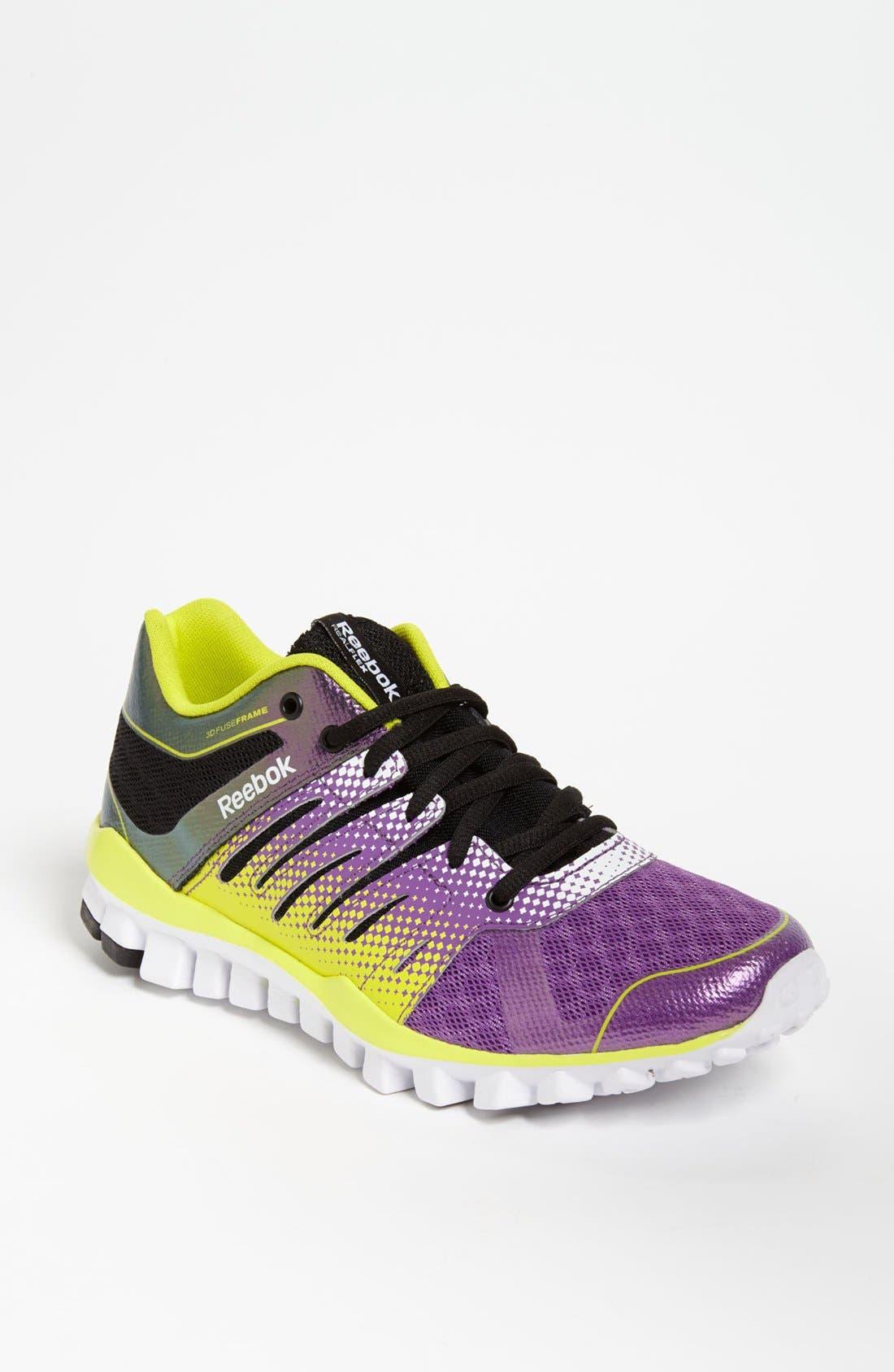 Alternate Image 1 Selected - Reebok 'RealFlex Strength' Training Shoe (Women)