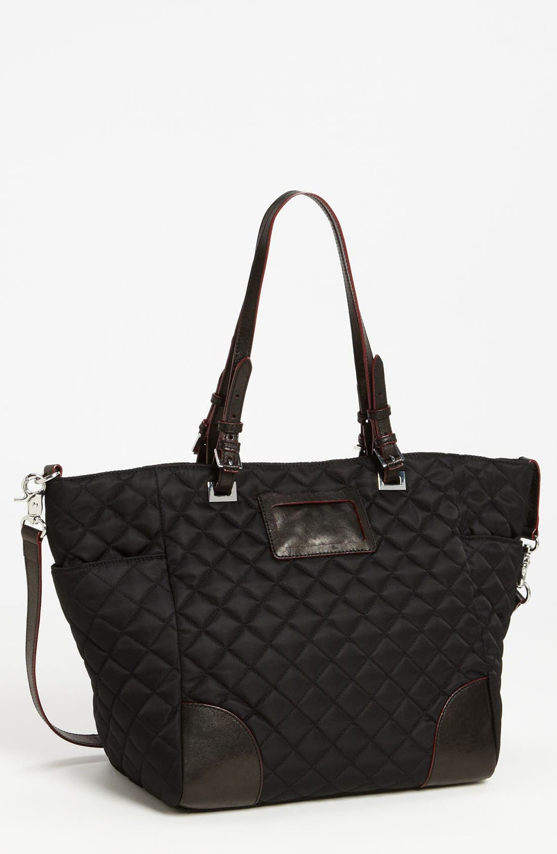 Alternate Image 1 Selected - MZ Wallace 'City' Quilted Tote