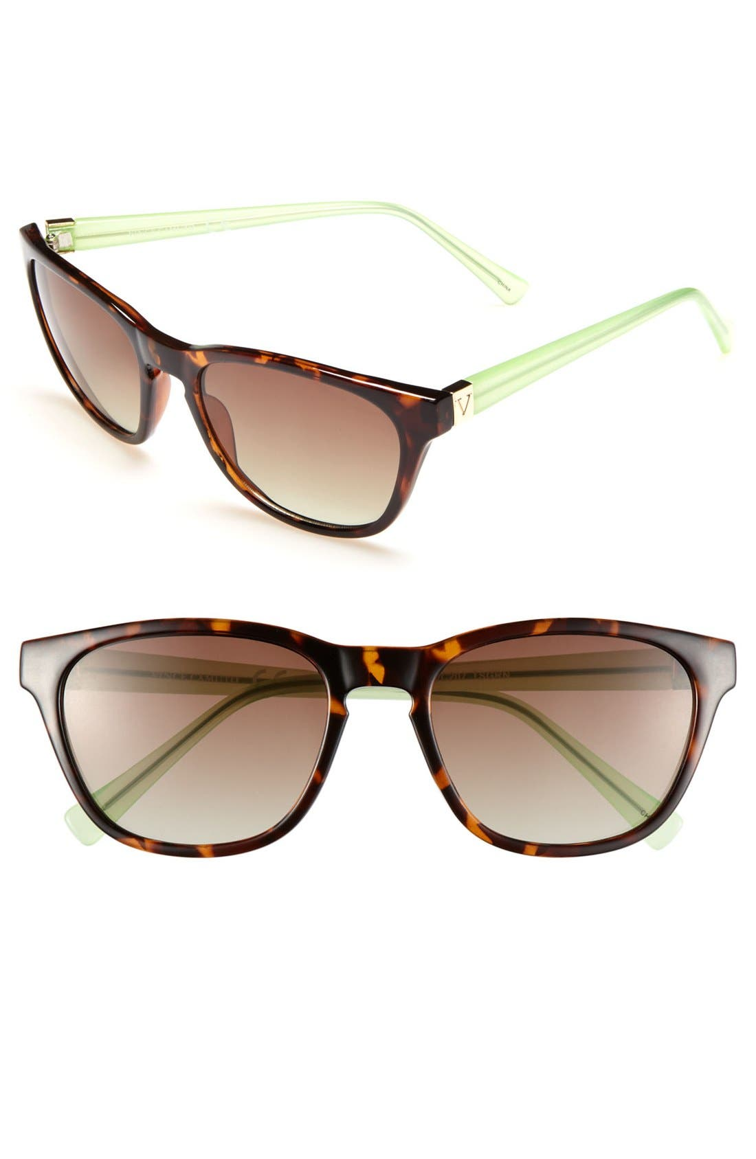 Alternate Image 1 Selected - Vince Camuto 57mm Retro Sunglasses
