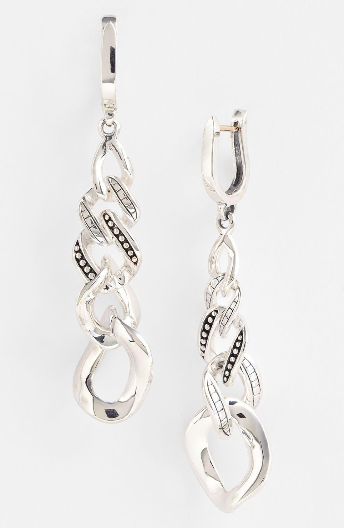 Alternate Image 1 Selected - Lagos Linear Earrings