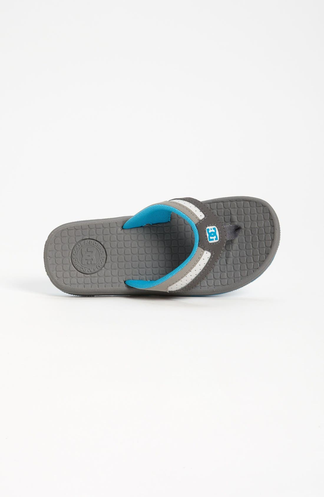 Alternate Image 3  - DC Shoes 'Cabo' Flip Flop (Toddler, Little Kid & Big Kid)