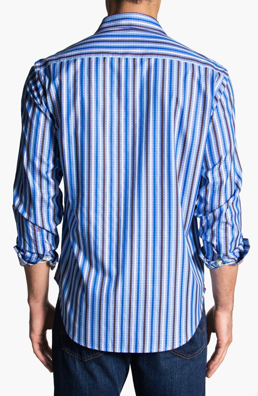 Alternate Image 2  - Robert Graham 'Caneel' Sport Shirt