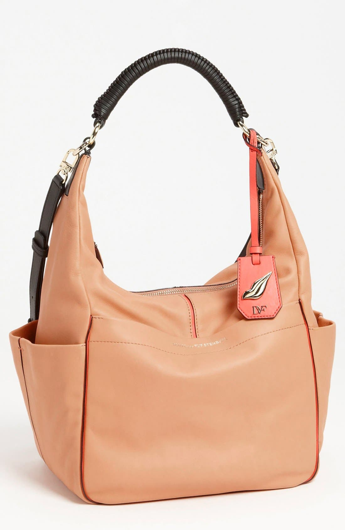 Alternate Image 1 Selected - Diane von Furstenberg 'Franco' Hobo, Large