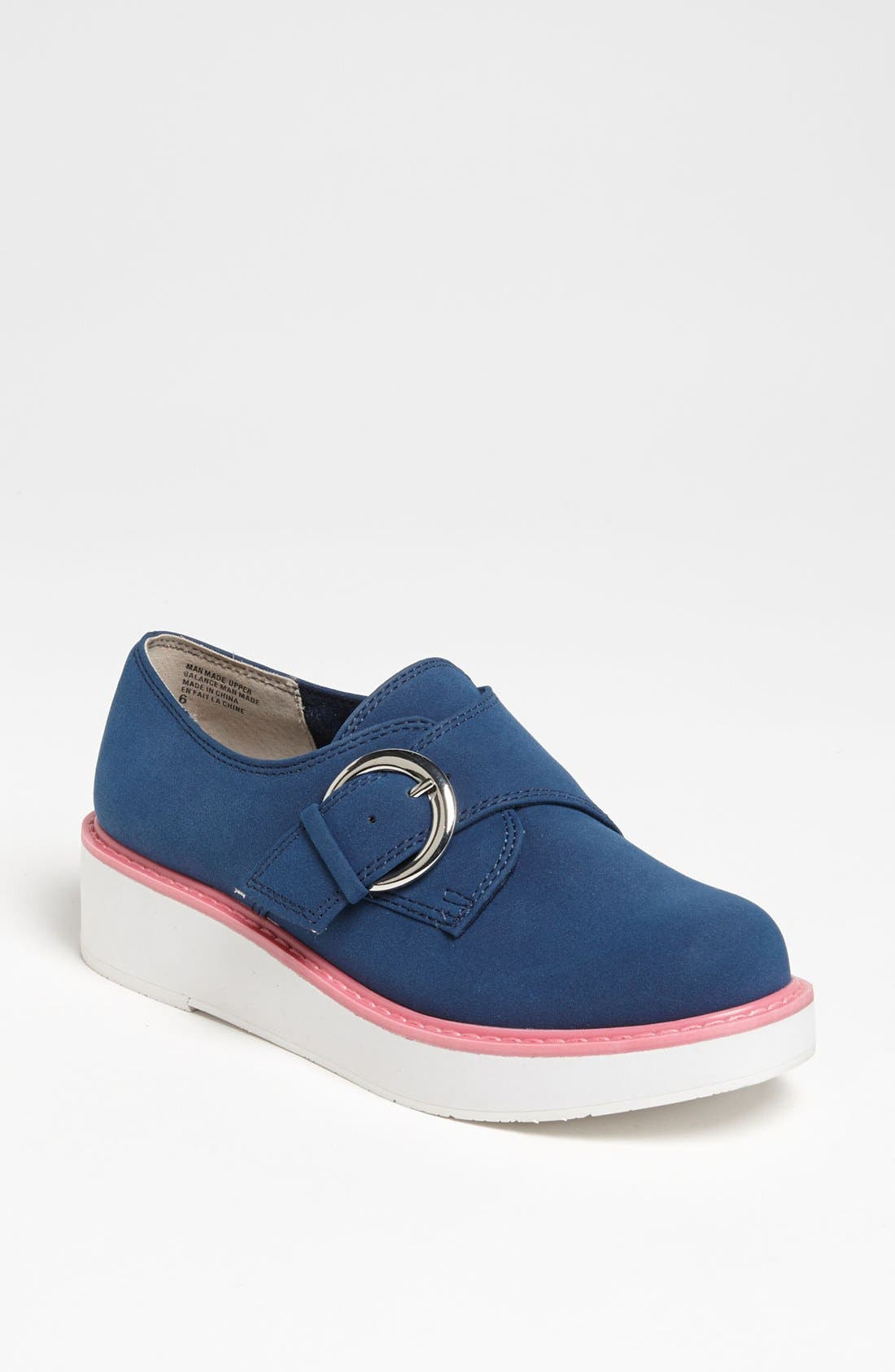 Alternate Image 1 Selected - BC Footwear 'Higher Education' Flat