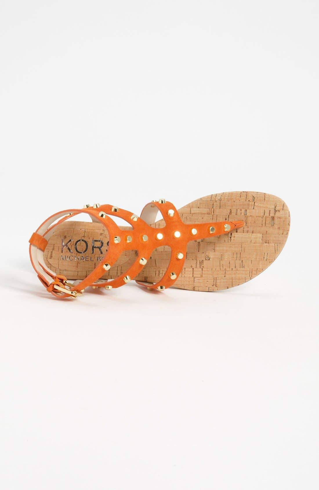 Alternate Image 3  - KORS Michael Kors 'Jordyn' Sandal