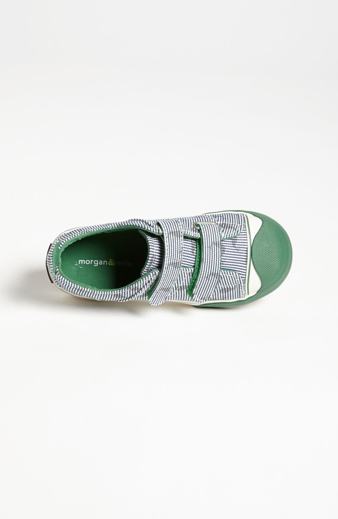 Alternate Image 3  - Morgan & Milo 'Charlie' Sneaker (Walker & Toddler)