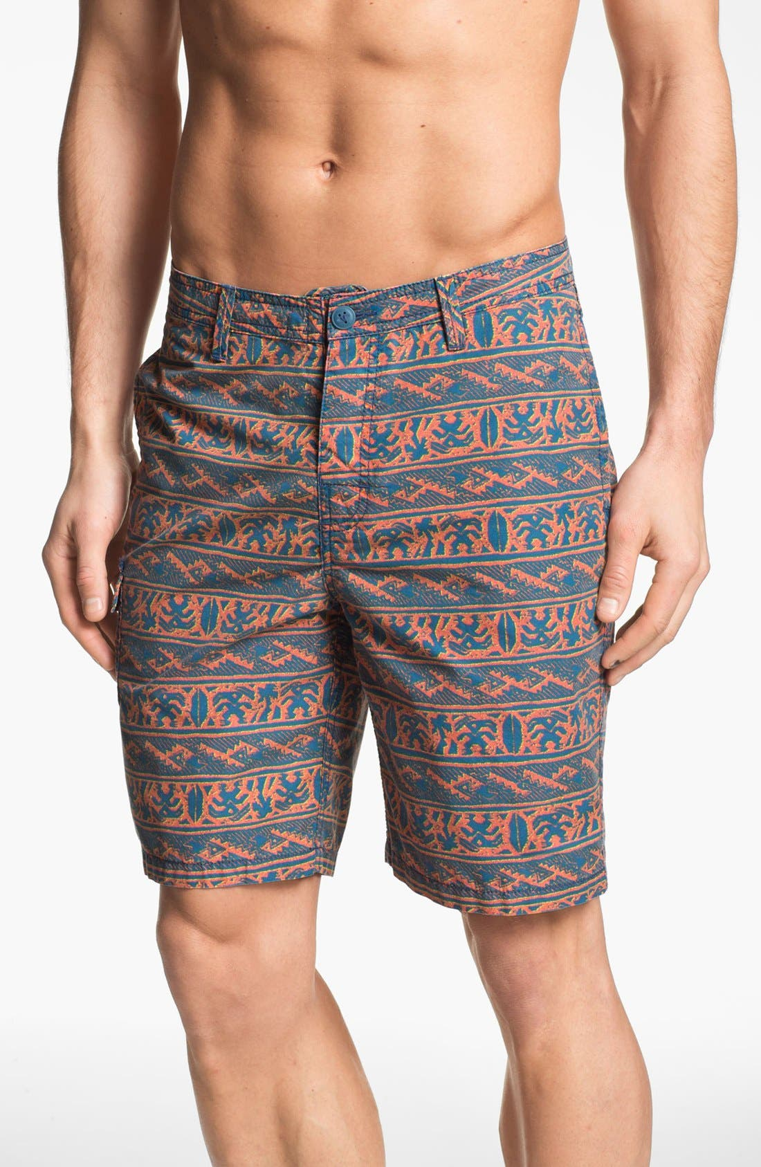 Alternate Image 1 Selected - Vans 'Cardiff' Hybrid Shorts