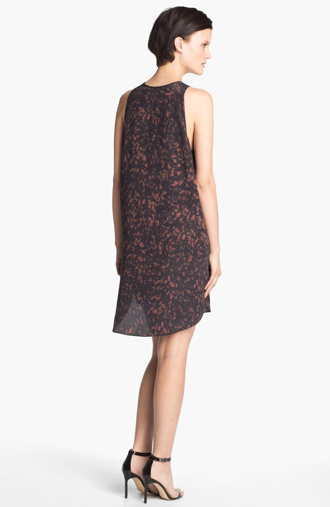 Alternate Image 2  - 3.1 Phillip Lim Print Silk Tank Dress