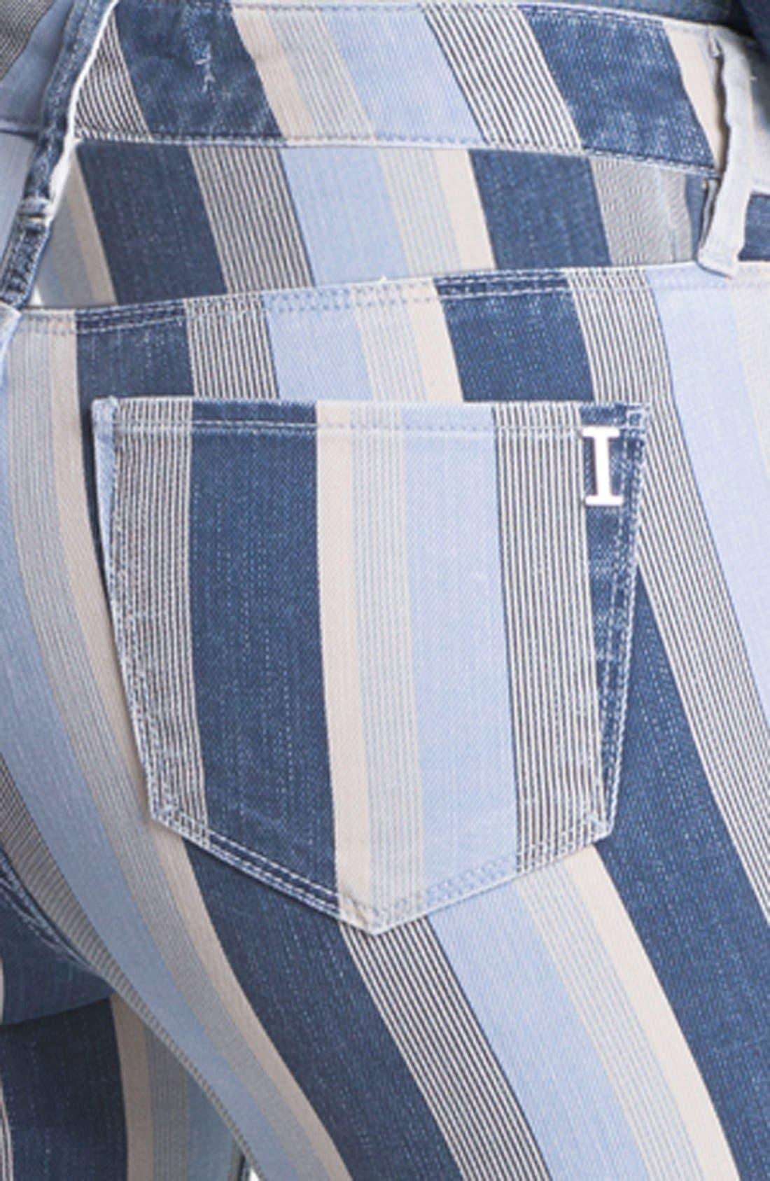 Alternate Image 3  - Isaac Mizrahi Jeans 'Ali' Slim Straight Leg Jeans